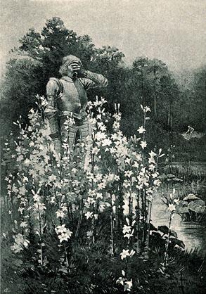 Adam Mickiewicz lilije