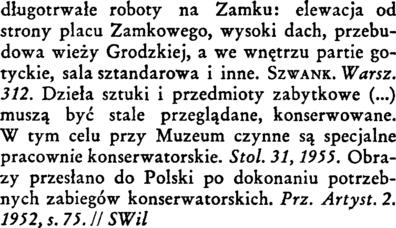 Konserwatorski Wielki Slownik W Doroszewskiego Pwn