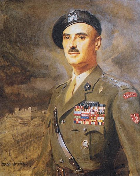 Znalezione obrazy dla zapytania generał władysław anders