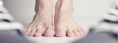 Grzybica stóp i paznokci