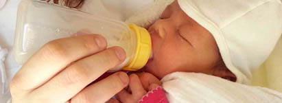 Dieta w okresie niemowlęcym i u dzieci z alergią